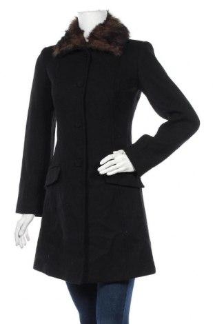 Дамско палто David Lawrence, Размер S, Цвят Черен, 80% вълна, 20% полиамид, Цена 88,04лв.