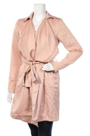 Дамско палто Esmara, Размер M, Цвят Пепел от рози, Полиестер, Цена 14,28лв.