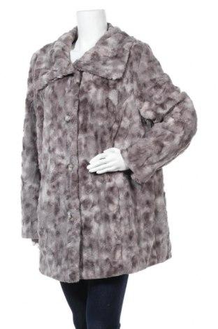 Дамско палто Gelco, Размер XL, Цвят Сив, Полиестер, Цена 25,83лв.
