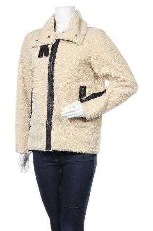 Дамско палто George J. Love, Размер S, Цвят Екрю, Цена 59,85лв.