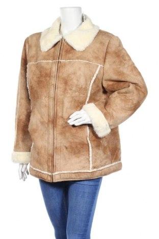 Дамско палто Gerry Weber, Размер XXL, Цвят Кафяв, Полиестер, Цена 56,07лв.