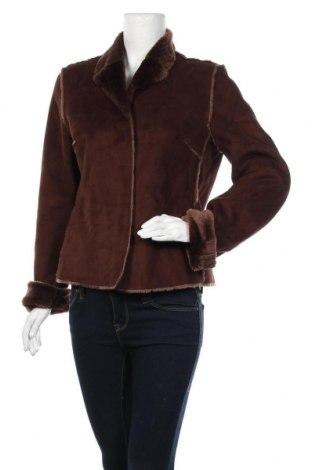 Дамско палто Jake*s, Размер M, Цвят Кафяв, Полиестер, Цена 25,52лв.