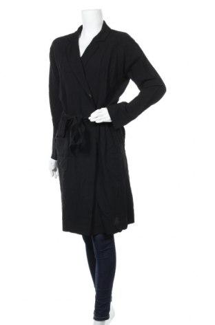 Dámský kabát  Le Mont Saint Michel, Velikost M, Barva Černá, 80% viskóza, 40% vlna, Cena  1680,00Kč
