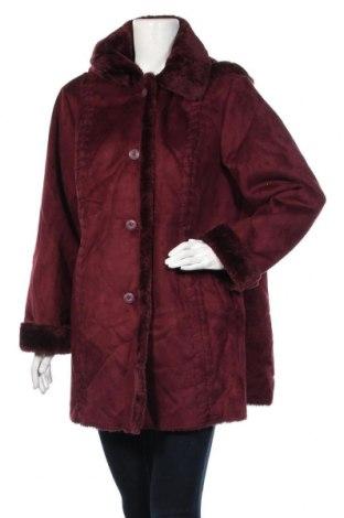 Дамско палто Mainpol, Размер XL, Цвят Лилав, Полиестер, Цена 30,03лв.