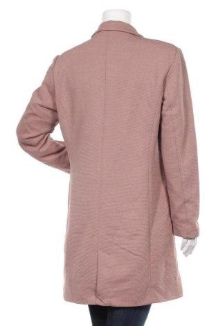 Дамско палто ONLY, Размер L, Цвят Розов, 97% полиестер, 3% еластан, Цена 37,80лв.