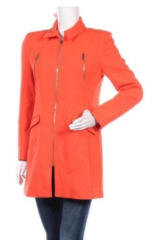 Γυναικείο παλτό Pimkie, Μέγεθος S, Χρώμα Πορτοκαλί, Τιμή 27,28€