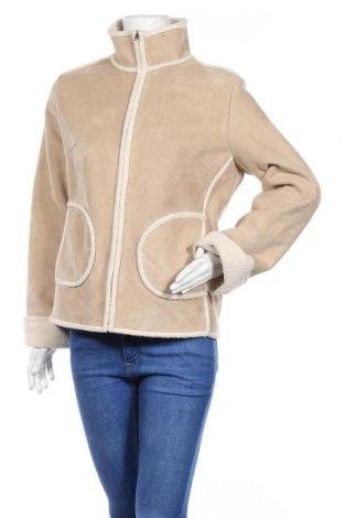 Дамско палто Queenspark, Размер S, Цвят Бежов, Полиестер, Цена 16,01лв.