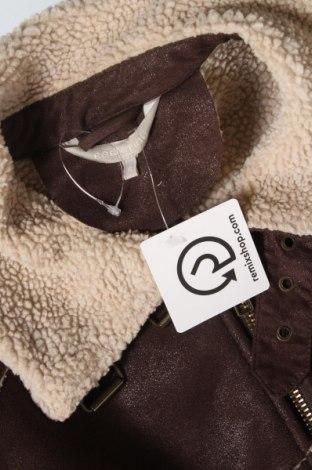 Дамско палто Red Herring, Размер XL, Цвят Кафяв, 100% полиестер, Цена 17,01лв.