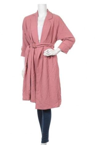 Дамско палто Sakura, Размер XS, Цвят Розов, Цена 40,95лв.