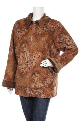 Дамско палто Samoon, Размер XL, Цвят Многоцветен, Полиестер, Цена 42,32лв.