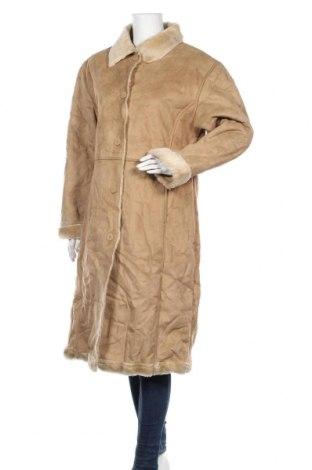 Дамско палто Street One, Размер XL, Цвят Бежов, Полиестер, Цена 26,04лв.