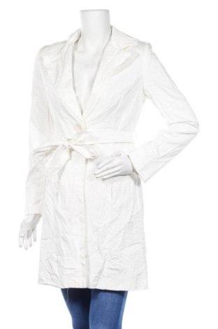 Дамско палто Sunny Girl, Размер M, Цвят Бял, Полиестер, Цена 27,72лв.
