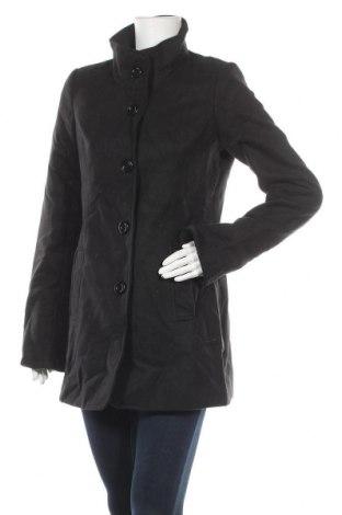 Дамско палто Target, Размер M, Цвят Черен, Полиестер, Цена 34,65лв.