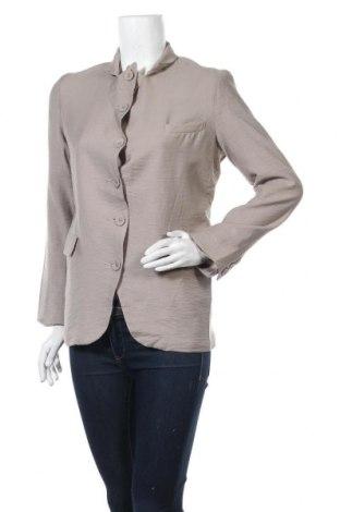 Дамско сако, Размер M, Цвят Бежов, Цена 17,64лв.