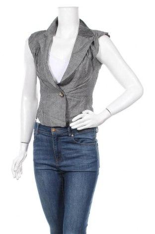 Дамско сако, Размер S, Цвят Сив, Цена 17,06лв.