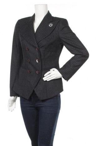 Γυναικείο σακάκι Apart, Μέγεθος M, Χρώμα Μπλέ, 50% μαλλί, 50% πολυεστέρας, Τιμή 27,37€