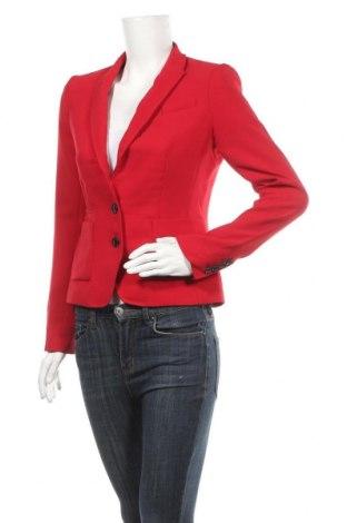 Γυναικείο σακάκι Banana Republic, Μέγεθος XS, Χρώμα Κόκκινο, Πολυεστέρας, Τιμή 33,77€