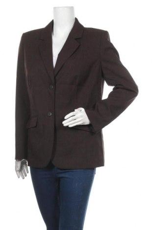 Дамско сако Canda, Размер XL, Цвят Кафяв, Полиестер, Цена 17,64лв.