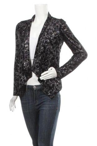 Дамско сако Caroline K Morgan, Размер S, Цвят Черен, 95% полиестер, 5% еластан, Цена 42,84лв.