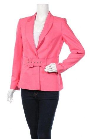 Дамско сако Comma,, Размер M, Цвят Розов, 57% памук, 40% полиуретан, 3% еластан, Цена 134,25лв.