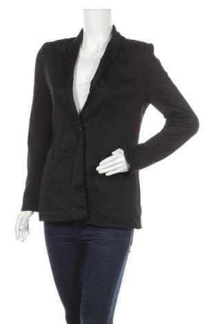Дамско сако Cotton On, Размер M, Цвят Черен, 83% полиестер, 13% вискоза, 4% еластан, Цена 12,29лв.