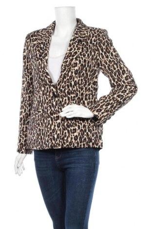 Дамско сако Cotton On, Размер M, Цвят Многоцветен, 97% полиестер, 3% еластан, Цена 15,23лв.
