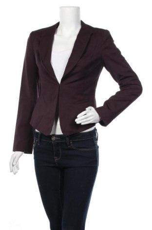 Дамско сако Cue, Размер S, Цвят Лилав, 53% памук, 44% полиестер, 3% еластан, Цена 35,91лв.