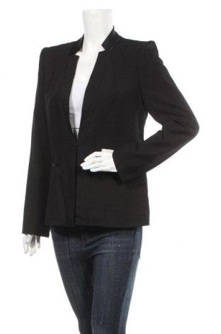 Дамско сако Cue, Размер M, Цвят Черен, 63% полиестер, 33% вискоза, 4% еластан, Цена 70,40лв.