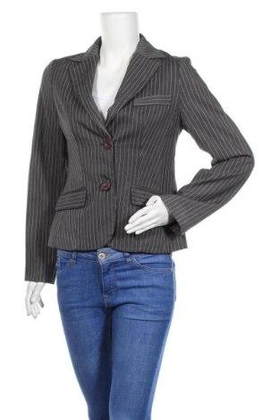 Дамско сако Forcast, Размер M, Цвят Сив, Полиестер, еластан, Цена 7,73лв.