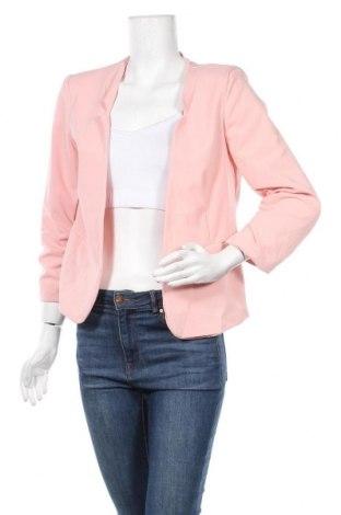 Дамско сако Hailys, Размер S, Цвят Розов, 97% полиестер, 3% еластан, Цена 27,65лв.