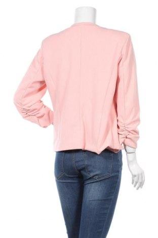 Дамско сако Hailys, Размер L, Цвят Розов, 97% полиестер, 3% еластан, Цена 27,65лв.