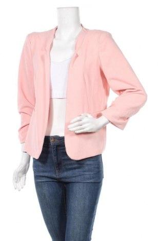 Дамско сако Hailys, Размер M, Цвят Розов, 97% полиестер, 3% еластан, Цена 27,65лв.
