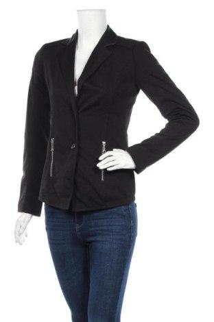 Дамско сако Kangaroos, Размер XS, Цвят Черен, Полиестер, Цена 13,13лв.