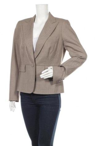 Γυναικείο σακάκι Max Mara, Μέγεθος L, Χρώμα Καφέ, 95% μαλλί, 5% ελαστάνη, Τιμή 24,85€