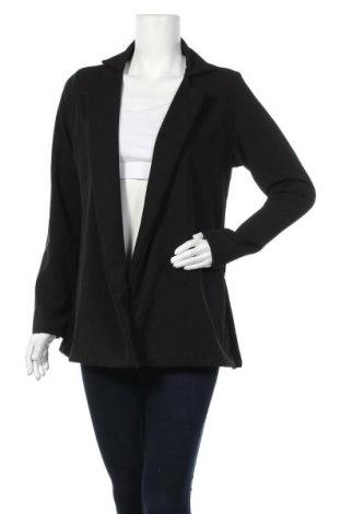 Дамско сако Missguided, Размер L, Цвят Черен, 95% полиестер, 5% еластан, Цена 51,75лв.