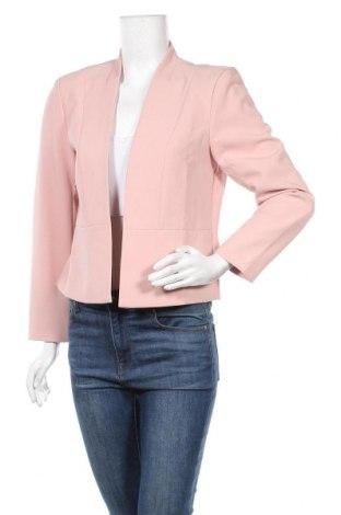 Дамско сако ONLY, Размер M, Цвят Розов, 73% полиестер, 23% вискоза, 4% еластан, Цена 44,25лв.