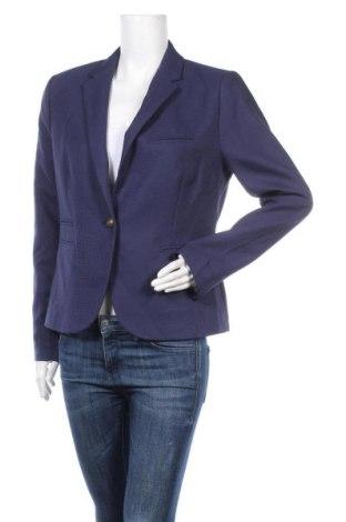 Дамско сако Orsay, Размер L, Цвят Син, 67% полиестер, 30% вискоза, 3% еластан, Цена 16,75лв.