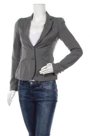 Дамско сако Orsay, Размер XS, Цвят Сив, 67% полиестер, 30% вискоза, 3% еластан, Цена 12,76лв.
