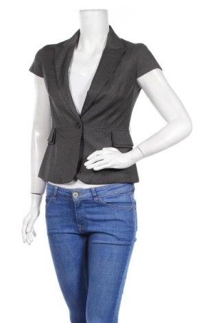 Дамско сако Orsay, Размер S, Цвят Сив, 66% полиестер, 32% вискоза, 2% еластан, Цена 5,50лв.