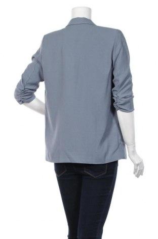 Дамско сако Soaked In Luxury, Размер M, Цвят Син, Полиестер, Цена 38,76лв.