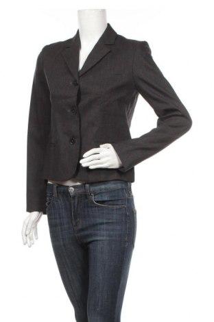 Дамско сако Stefanel, Размер M, Цвят Сив, Цена 11,55лв.