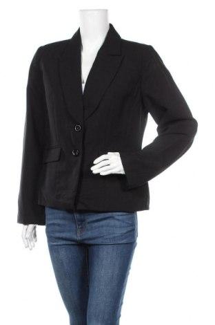 Дамско сако Target, Размер L, Цвят Черен, Полиестер, Цена 23,21лв.