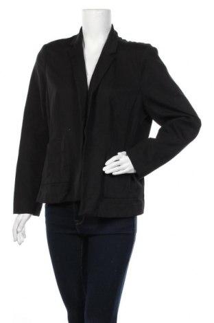 Дамско сако Target, Размер XL, Цвят Черен, Вискоза, полиамид, еластан, Цена 6,56лв.