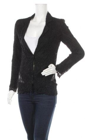 Дамско сако Toi & Moi, Размер S, Цвят Черен, Вискоза, Цена 15,59лв.