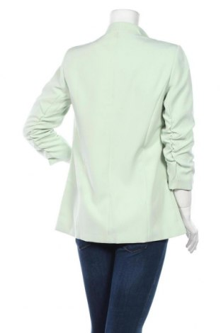 Дамско сако Vila, Размер M, Цвят Зелен, 95% полиестер, 5% еластан, Цена 51,75лв.