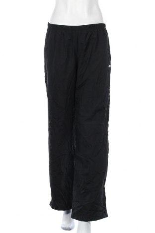 Γυναικείο αθλητικό παντελόνι Adidas, Μέγεθος M, Χρώμα Μαύρο, Πολυεστέρας, Τιμή 16,37€