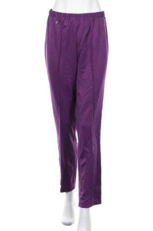 Γυναικείο αθλητικό παντελόνι Damart, Μέγεθος M, Χρώμα Βιολετί, Πολυεστέρας, Τιμή 16,37€