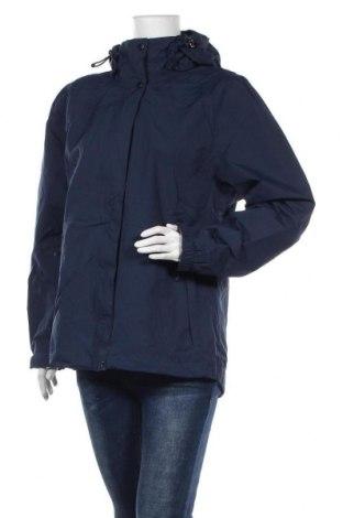 Дамско спортно яке Crane, Размер XL, Цвят Син, Полиестер, Цена 35,28лв.
