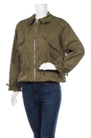 Дамско яке, Размер M, Цвят Зелен, Цена 10,63лв.