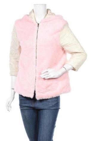 Дамско яке, Размер S, Цвят Розов, Цена 26,57лв.